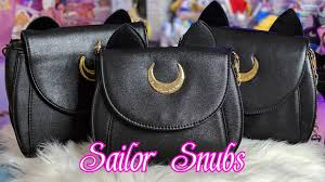 Luna <b>Samantha Vega</b> Purse - <b>Sailor Moon</b> Reviews by Sailor Snubs