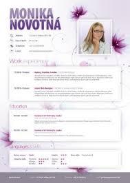 free elegante one page resume template. creative professional ... Creative Professional Photoshop Cv Template Free Professional