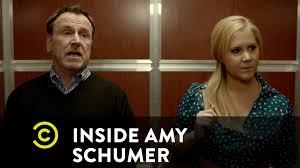 inside amy schumer elevator conversation inside amy schumer elevator conversation