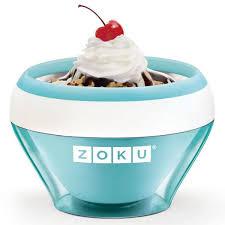 <b>Мороженица Ice Cream Maker</b> голубая купить в Самаре