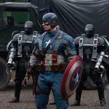 """""""<b>Первый мститель</b>. Другая война"""": трогательный супергерой ..."""