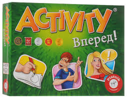 <b>Piatnik Настольная игра Activity</b> Вперед — купить в интернет ...