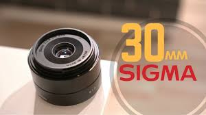 <b>Sigma 30mm F</b>/<b>2.8</b> DN Lens Overview - YouTube