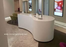 see larger image modern office reception desk