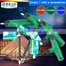laoa torx screwdriver s2 alloy steel magnetic t8 t10 t15 t20 t25 t30 t40