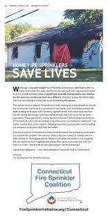 fire sprinklers save lives but missouri kansas forbid cities failure to act when the solution is in our grasp will only lead to further tragedies and places little value on the lives lost from fire