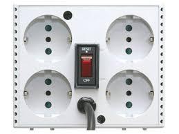 Купить <b>Стабилизатор напряжения Powercom</b> TCA-1200, белый ...