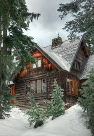 cabin decor lodge sled: mountain lodge  mountain lodge