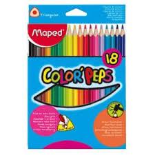 <b>Цветные карандаши MAPED</b> Color'Peps 18 цв. | Отзывы ...