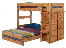 combined nursery pine bunk bed with desk bunk beds casa kids