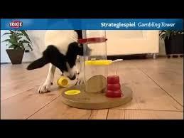 <b>Trixie</b> GamblingTower Развивающая <b>игрушка для собак</b> - YouTube