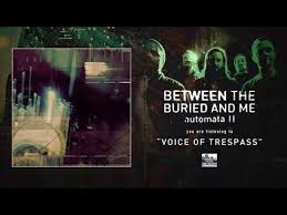 <b>BETWEEN THE BURIED AND</b> ME - Condemned To The Gallows ...