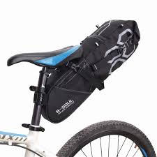Mountain <b>Bike</b> Bag Rear <b>12L</b> Storage MTB <b>Waterproof Cycling</b> ...
