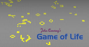 Play John Conway's <b>Game of Life</b>