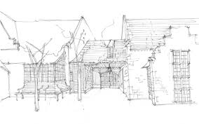 Drawing to a Conclusion  The Art of Architecture     McALPINENext week    s post will focus on the the development of these sketches and the fully realized design that occurs