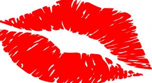 Resultado de imagen de imagenes labios rojos