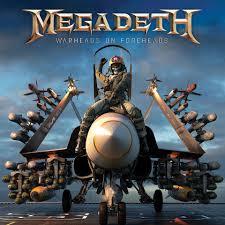 <b>Megadeth</b> - <b>WARHEADS ON</b> FOREHEADS Greatest Hits album ...