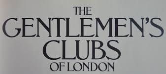 """Résultat de recherche d'images pour """"White Gentlemen Club de Londres"""""""