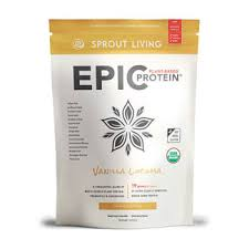 <b>Epic Protein Organic</b> and Raw Protein <b>Powder</b> by Sprout Living ...