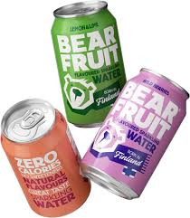SPARKLING WATER WITH REAL <b>FRUIT</b> FLAVOURS. NO SUGAR ...