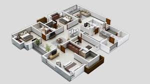 office floor plan 3d design rendering rendered software in office layout software free