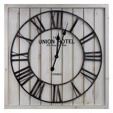 Oversized <b>Wall Clocks</b> You'll Love in 2020 | Wayfair