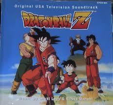 Shuki Levy & Kussa Mahehi - <b>Dragonball Z</b> (<b>Original</b> USA Television ...
