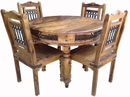 round dining tables for sale  sheesham jali round dining table chairs latest home furniture