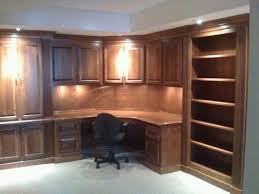 Interior Custom Office Desk Furniture Jasper Built   P