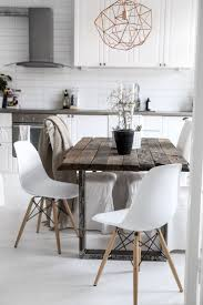 quality small dining table designs furniture dut: love the rustic industrial table in the modern design