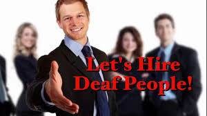 deaf youvideo stop discrimination deaf people