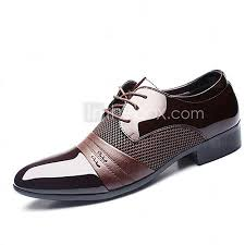 <b>Men's</b> Oxfords Clogs & Mules Spring Fall PU Wedding Outdoor ...
