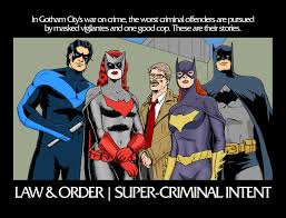 Law and Order: Criminal Intent or Special Victims Unit? via Relatably.com