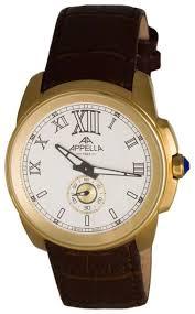 <b>Часы Appella</b> AP.<b>4413.01.0.1.01</b>, золотой — купить в интернет ...
