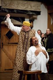 17 best images about shakespeare the merchant of venice on james keegan as shylock and rené thornton jr as antonio in the merchant of