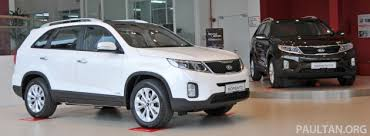 Image result for kia sorento red cube malaysia
