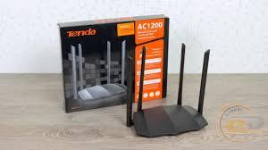 Обзор беспроводного маршрутизатора <b>Tenda AC8</b>: возможность ...
