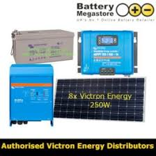 BatteryMegastore Victron <b>Energy</b> Off Grid <b>Solar</b> System 5 KVA ...