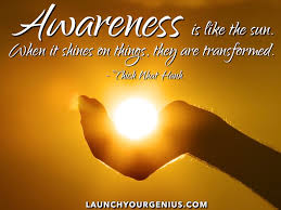 Image result for thich nhat hanh quotes awareness