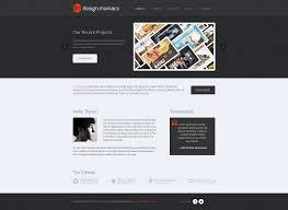 design studio html theme zoom in
