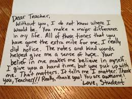 8 tangible ways to pay it forward this world kindness day send an appreciative letter to your former teacher