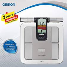 Omron HBF 375 Karada Scan Complete <b>Digital Body Composition</b> ...