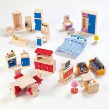 dolls furniture set. small world dolls house rooms furniture set r