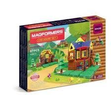 <b>Магнитный конструктор Magformers Log</b> House Set купить в СПб ...