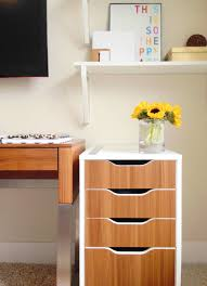 alex drawer ikea hacks and ikea on pinterest blonde wood office