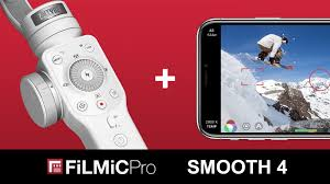 FiLMiC Pro and <b>Zhiyun Smooth</b> 4 - A Perfect Match for Mobile ...