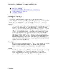 sample of research paper in apa format   homework writing servicesample of research paper in apa format