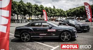 Обзор автомобильных <b>моторных масел Motul</b> 8100