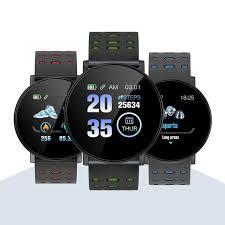 Pulsera inteligente deportiva <b>119plus</b>, reloj de pulsera deportivo con ...