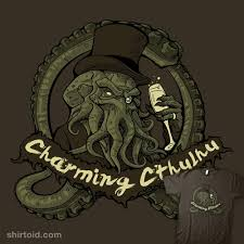 <b>Charming Cthulhu</b> | Shirtoid